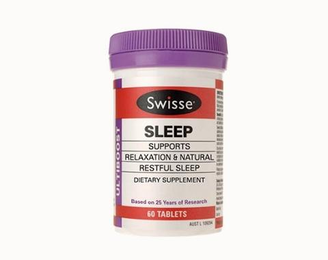 SWISSE SLEEP睡眠片60粒